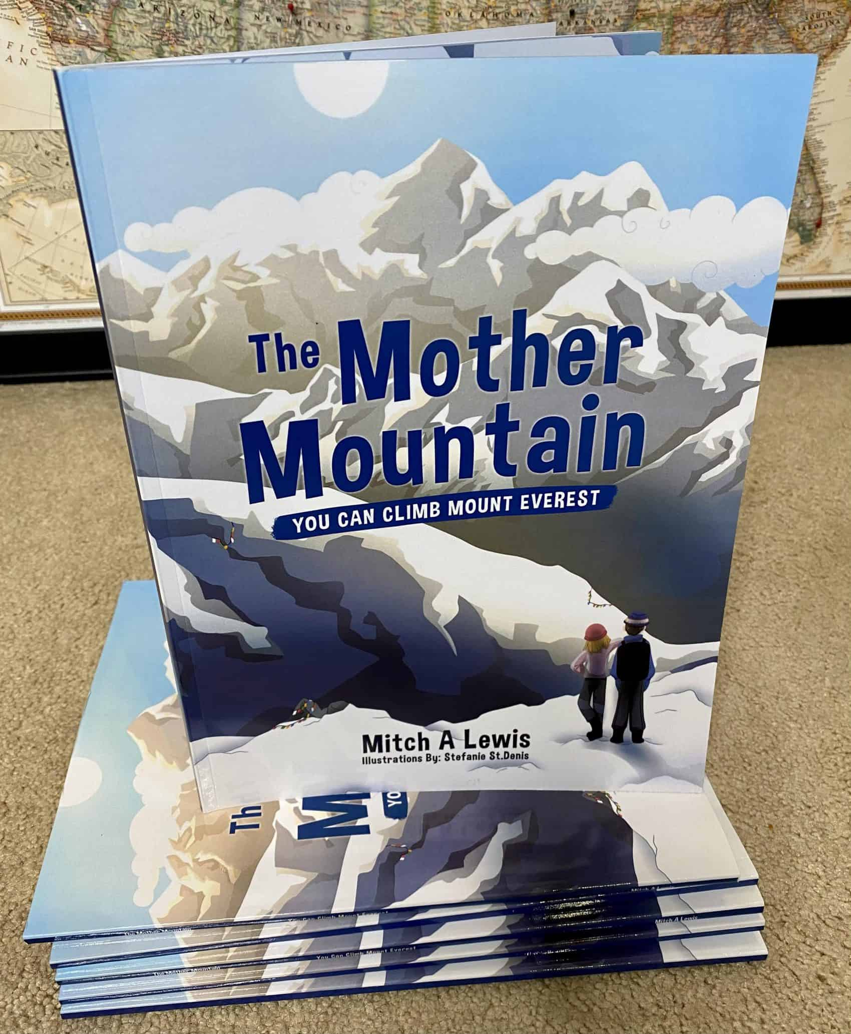 Pre-Order – The Mother Mountain, Spanish Edition (Ships April 2021)
